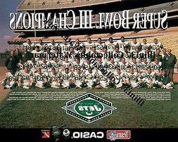 1968 NEW YORK JETS NFL SUPER BOWL 3 III CHAMPIONS 8X10 TEAM