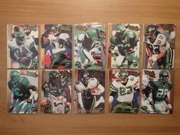 1992-Action Packed-NEW YORK JETS TEAM SET-Direct To Sleeves-