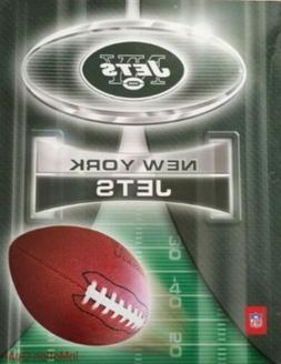 New York Jets School Folders Portfolio Notebook Paper