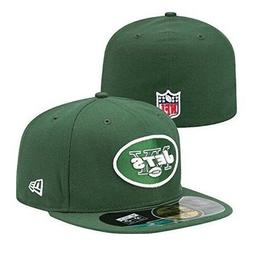 New Era 59FIFTY 5950 NEW YORK JETS ON FIELD Fitted BallCap H