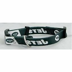 New York Jets Dog Collar Small