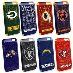 iPhone 6s Plus Official Licensed NFL Football Team Logo Dual