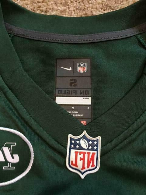 $100 Namath York Jets Apparel