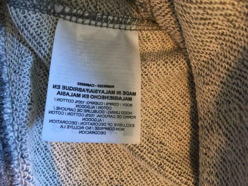 $105 New Nike NFL Full Zip Sweatshirt M L XL