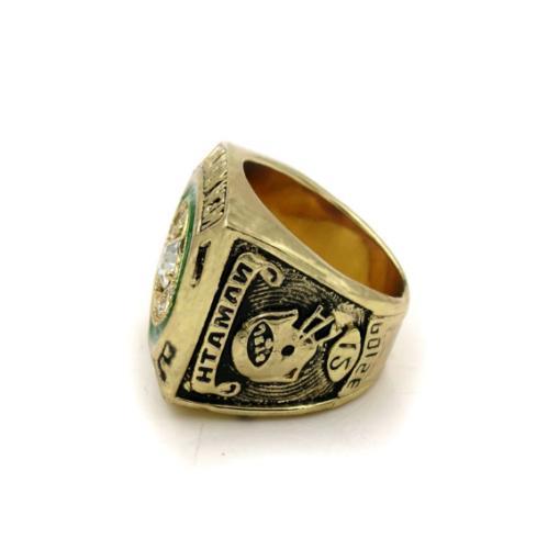 1968 NEW Super Championship Ring 18k Size 11