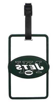 Aminco International NFL-LS-030-11 Soft Bag Tag - New York J