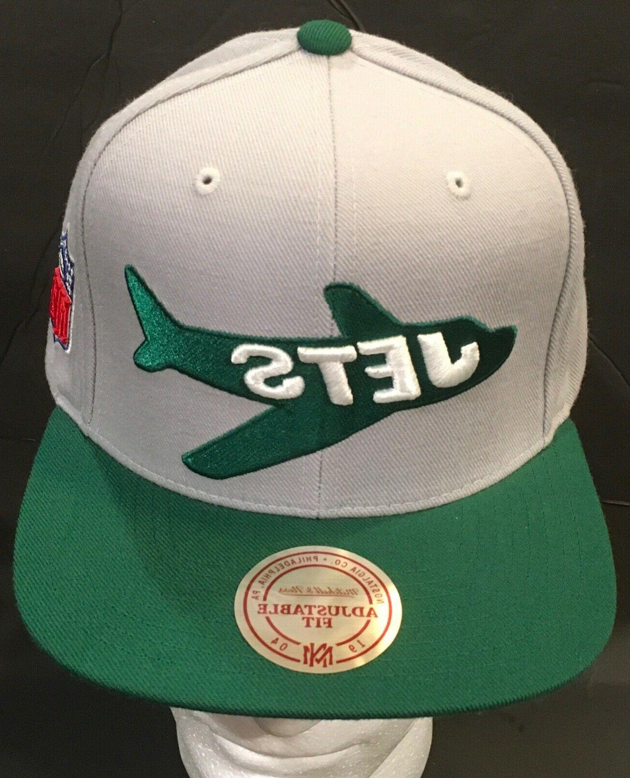 Mitchell&Ness New York Jets Snapbacks 7 Styles