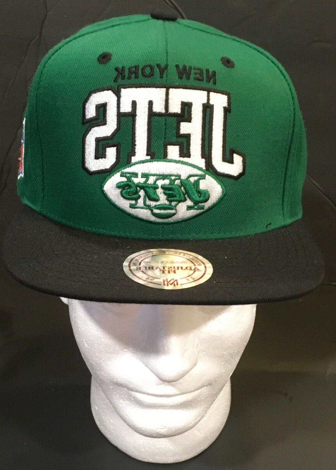 Mitchell&Ness York Jets Snapbacks 7