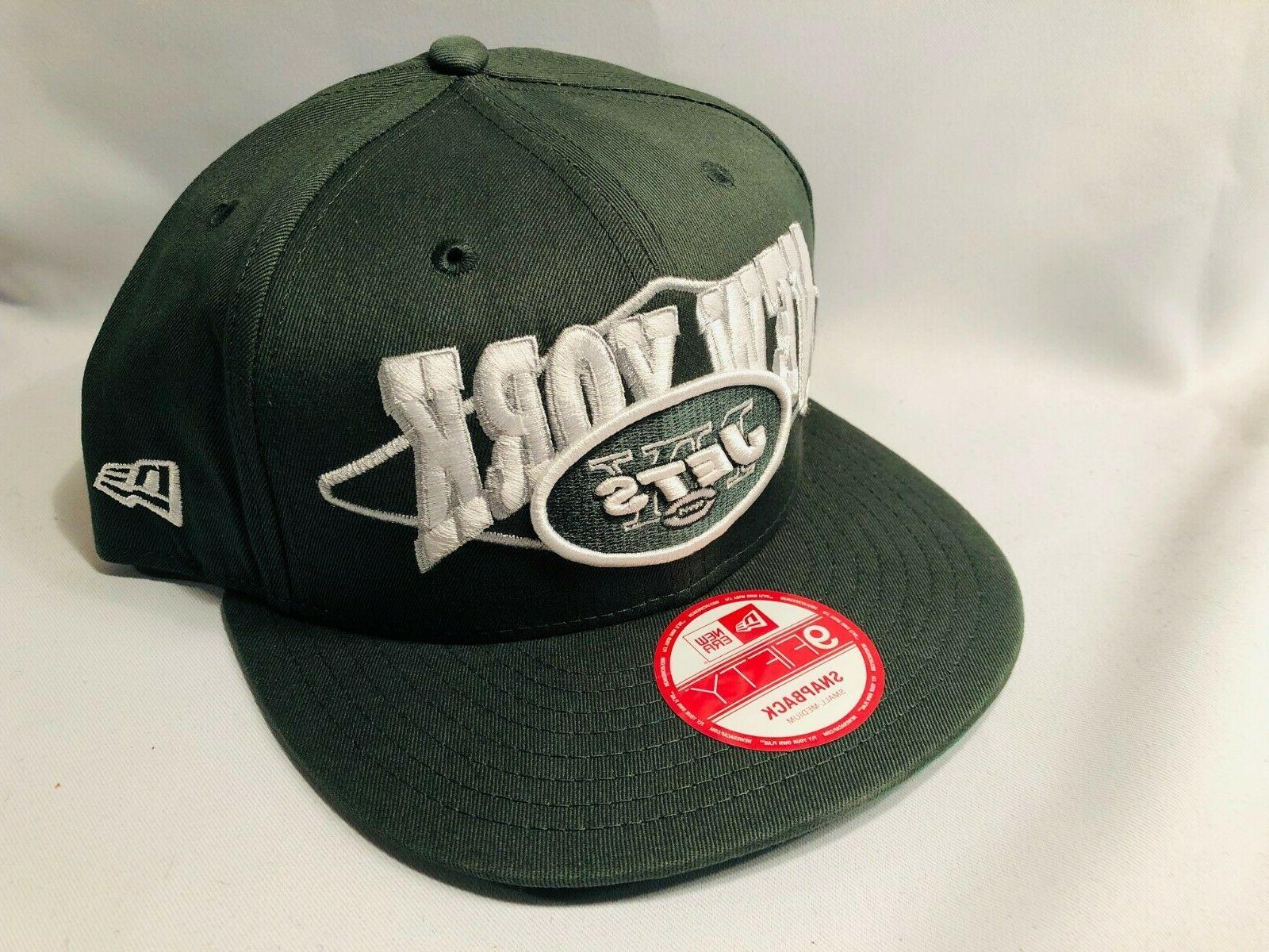 new york jets 9fifty snapback cap hat