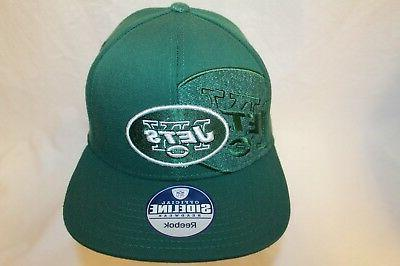 "New York Jets Hat Cap ""NFL Cap"" by Reebok Hats"