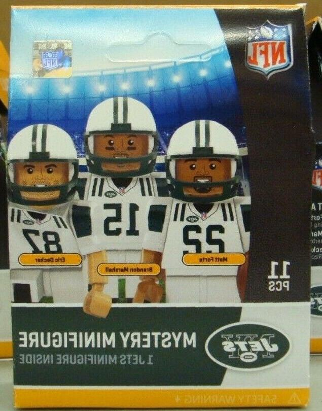 new york jets mystery pack oyo minifigure
