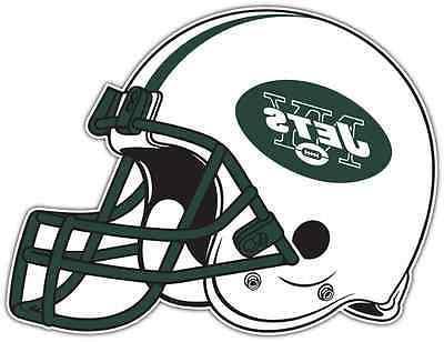 new york jets nfl football helmet car