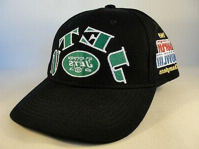 New Jets Super Snapback Hat American Needle