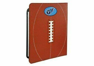 NFL Classic Portfolio Notebook Holder-Includes 8.5x11-Inch Letter Pad