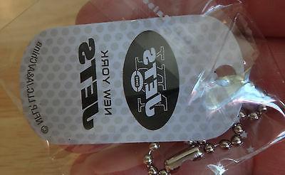 nfl football keychain dog luggage tag