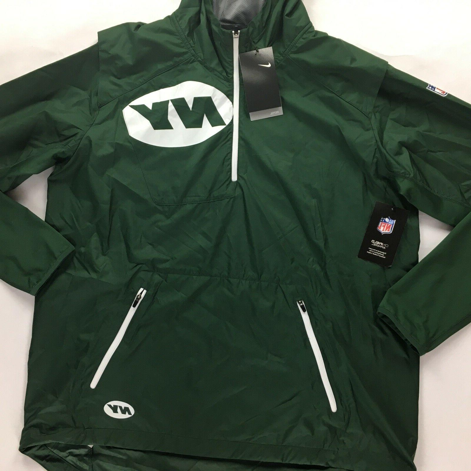 Nike NFL Jets Fly Green White
