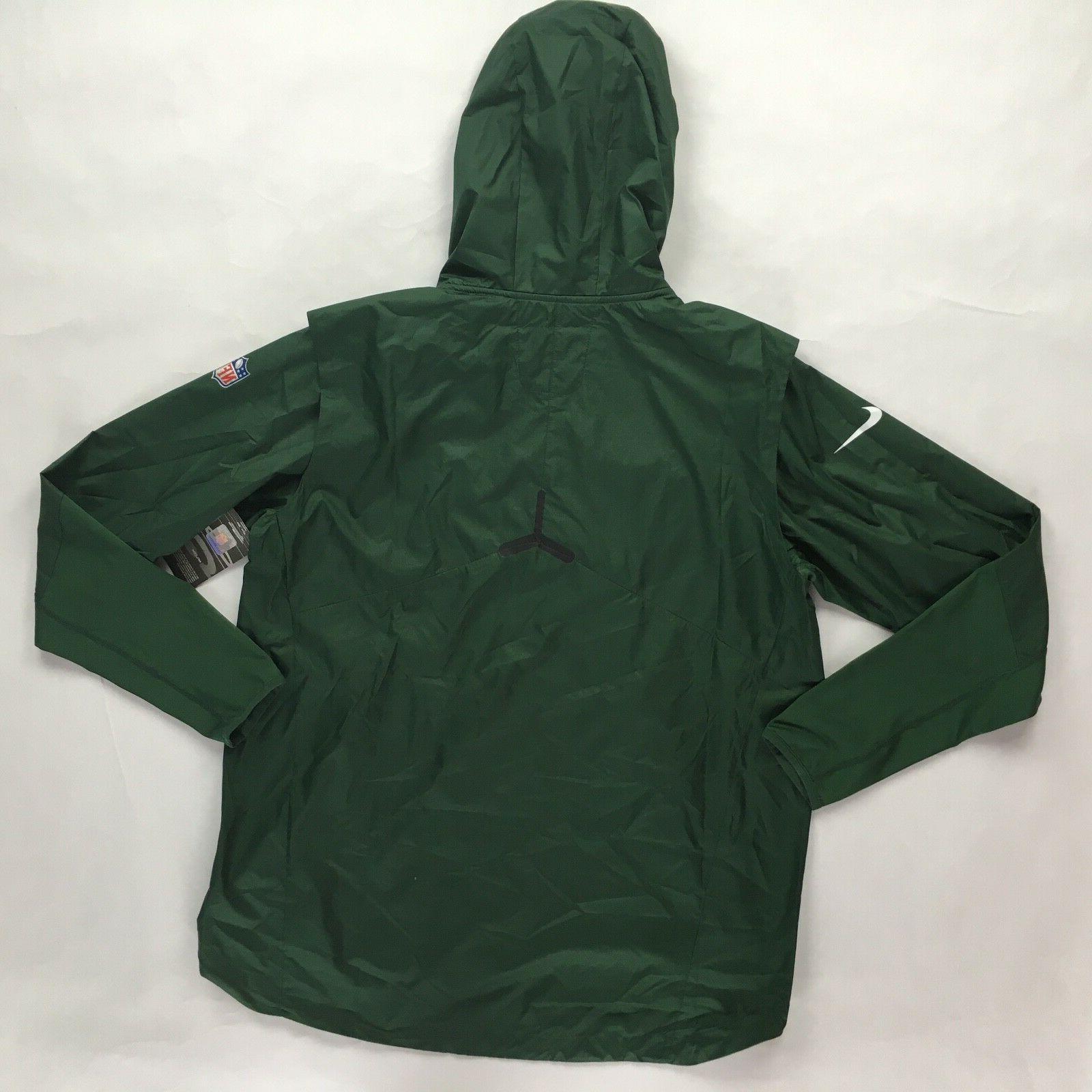 Nike Jets Green White S-XXL