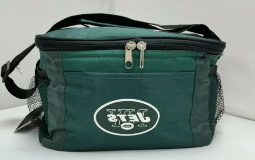 nfl new york jets lunch bag insulated
