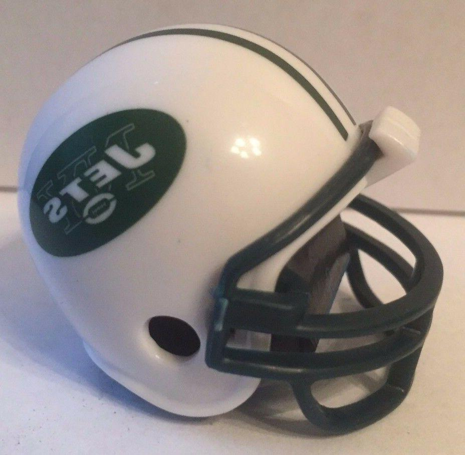 nfl new york jets micro gumball helmet