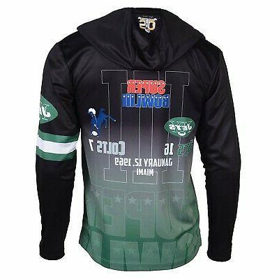 NFL New York Super III Hoody Tee,