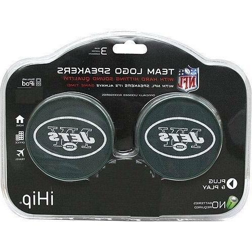 nfl officially licensed new york jets speaker