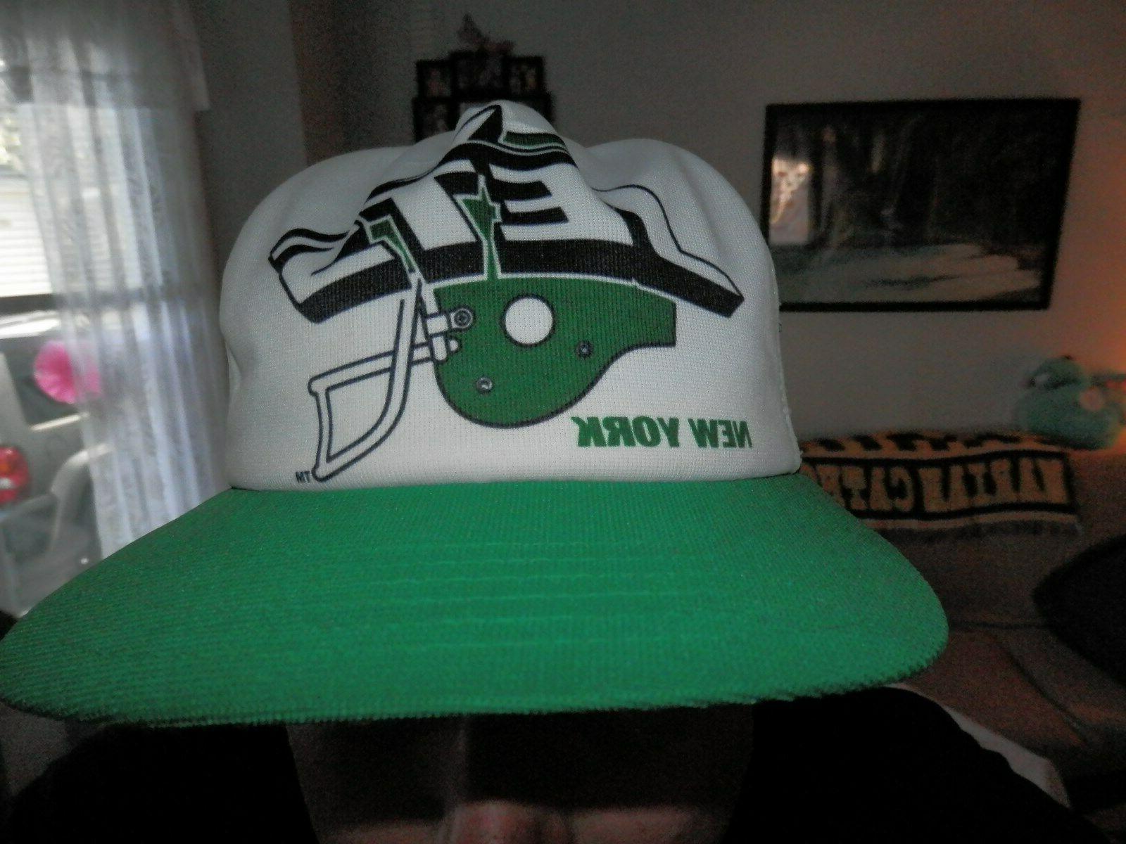 VINTAGE New Jets hat NFL Snapback NEW