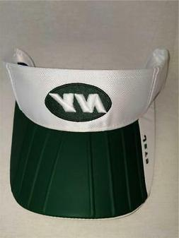 New-Flawed New York Jets Adult Mens OSFA Reebok White Green