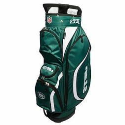 New Team Golf NFL New York Jets Clubhouse Golf Cart Bag