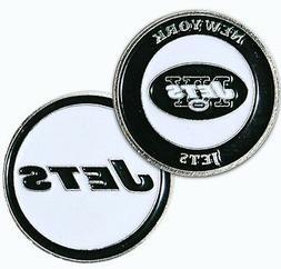 New NFL New York Jets NY Golf Ball Marker