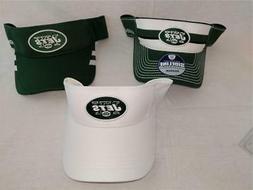 New NY New York Jets Mens OSFA Reebok Green White Golf Visor