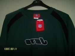NEW NFL Team Apparel New York Jets Men's Polo Shirt 2XL  sho