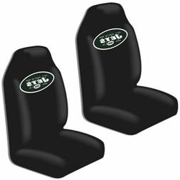 New York Jets 2 Front Universal Fit Car Truck  Bucket Seat C