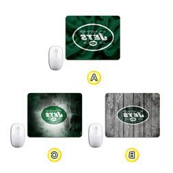 New York Jets American Football Mouse Pad Mousepad Mice Mat