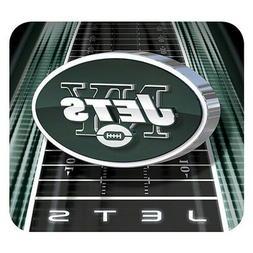 "New York Jets Computer Laptop Mouse Pad NFL 8"" x 9"" Hunter"