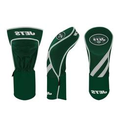 NEW YORK JETS EMBROIDERED HYBRID HEADCOVER INDIVIDUAL NEW WI