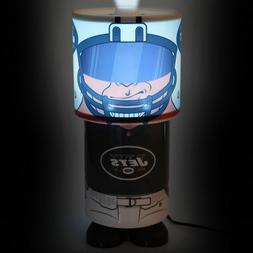 New York JETS NFL Game Night Lights Logo Lamp Light Projecto