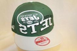 """New York Jets Hat Cap """"NFL Game Day Wave Snapback Cap"""" by Ne"""