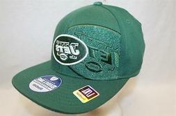 "New York Jets Hat Cap ""NFL Official Sideline Cap"" by Reebok"