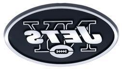New York Jets NFL Car Truck Automotive Grill Emblem Chrome F
