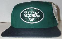 New York Jets NFL Football Vintage 90's Logo 7 Brand Plain L