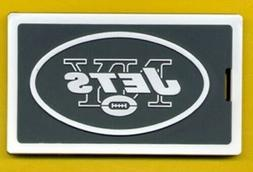 NEW YORK JETS  NFL LICENSED LUGGAGE  BAG TAG