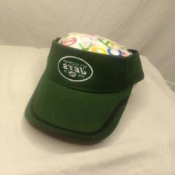 New York Jets NFL Team Apparel Adjustable Size Green/Black V