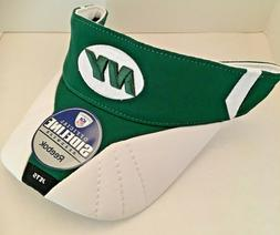 "New York Jets  Reebok Sideline ""Quick Slant""  visor hat New!"