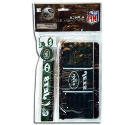 NFL New York Jets 4pk Study kit on Blister Card - Pencil Pou