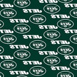 NFL Football New York Jets Handmade Window Curtain Valance 5