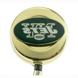 New York NY Jets Badge Reel Retractable ID Card Holder Secur