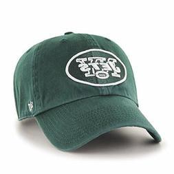 NFL New York Jets '47 Clean Up Adjustable Hat, Dark Green, O