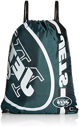 NFL New York Jets Big Logo Drawstring Backpack