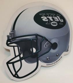 NFL New York Jets Football Green White Helmet Design Compute