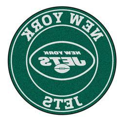 NFL New York Jets Roundel Mat